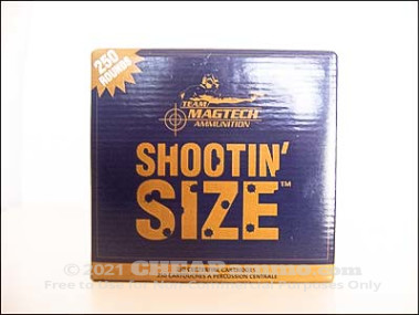 Magtech - Full Metal Jacket - 95 Grain 380 Auto Ammo - 1000 Rounds
