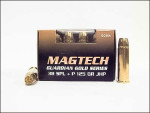 Magtech - Jacketed Hollow Point - 125 Grain 38 Special Ammo - 1000 Rounds