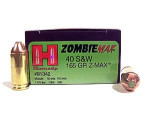 Hornady - Z-MAX - 165 Grain 40 Smith & Wesson Ammo - 20 Rounds