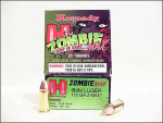 Hornady - Z-MAX - 115 Grain 9mm Luger Ammo - 25 Rounds