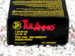 Tula Cartridge Works Hollow-Point (HP) 124 Grain 7.62X39  Ammo - 100 Rounds