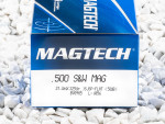 Magtech - Semi Jacketed Soft Point - 325 Grain 500 S&W Magnum Ammo - 20 Rounds