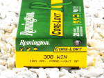 Remington - Soft Point - 180 Grain 308 Winchester  Ammo - 200 Rounds