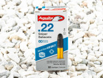 Aguila - Lead Round Nose - 60 Grain 22 Long Rifle Ammo - 50 Rounds