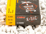 PMC - Full Metal Jacket - 62 Grain 5.56x45mm Ammo - 1000 Rounds