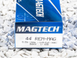 Magtech - Semi Jacketed Soft Point - 240 Grain 44 Magnum Ammo - 1000 Rounds