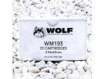 Wolf - Full Metal Jacket - 55 Grain 5.56x45 Ammo - 1000 Rounds