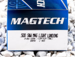 Magtech - Semi Jacketed Soft Point - 325 Grain 500 S&W Magnum Light Ammo - 20 Rounds