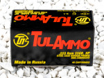 Tula Cartridge Works Hollow-Point (HP) 55 Grain 223 Remington Ammo - 40 Rounds