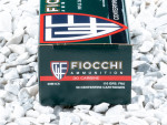 Fiocchi Shooting Dynamics Full Metal Jacket Boat Tail (FMJ-BT) 110 Grain 30 Carbine Ammo - 50 Rounds