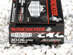 Winchester AccuBond CT Polymer Tipped 180 Grain 30-06  Ammo - 20 Rounds