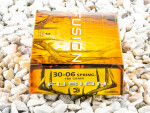 Federal Fusion 180  Grain 30-06  Ammo - 200 Rounds