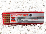 Winchester - Hollow Point - 37 Grain 22 Long Rifle Ammo - 500 Rounds