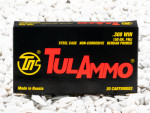 Tula - Full Metal Jacket - 150 Grain 308 Winchester Ammo - 20 Rounds