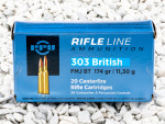 Prvi Partizan - Full Metal Jacket - 174 Grain 303 British Ammo - 20 Rounds