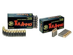 Tula Cartridge Works - Full Metal Jacket - 115 Grain 9mm Luger Ammo - 50 Rounds