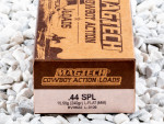 Magtech - Lead Flat Nose - 240 Grain 44 S&W Special Ammo - 50 Rounds