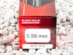Black Hills Ammunition Open Tip Match 69 Grain 5.56x45mm Ammo - 50 Rounds