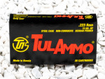Tula Cartridge Works Hollow-Point (HP) 75 Grain 223 Remington  Ammo - 1000 Rounds