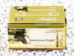 5.56x45 - 62 gr FMJ XM855 - Federal - 150 Rounds Loose