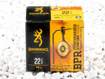 Browning Performance Rimfire Lead Round Nose (LRN) 40 Grain 22 Long Rifle (LR)  Ammo - 400 Rounds