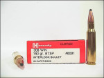 Hornady - Soft Point Boat Tail - 150 Grain 308 Winchester  Ammo - 200 Rounds