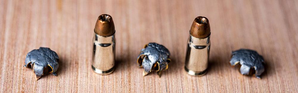 JHP bullets